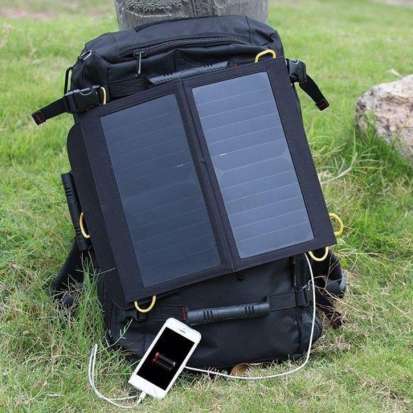 El cargador solar portátil perfecto para tu próxima excursión | EcoSiglos