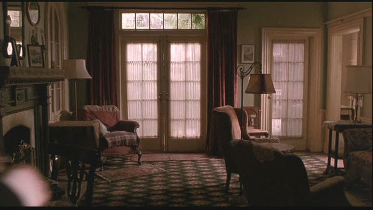 Bronte's apartment in Green Card