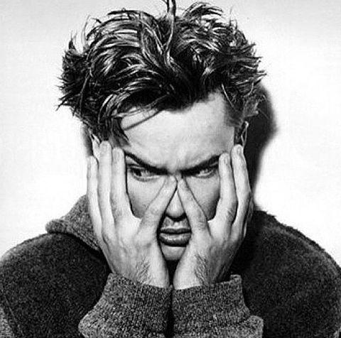 俳優 リバー・フェニックス。映画『スタンド・バイ・ミー』で注目を浴びた。