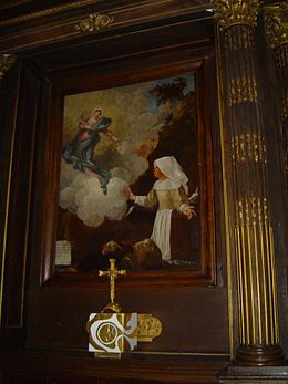 Benoîte Rencurel (1647-1718) - Voyante de Notre-Dame du Laus