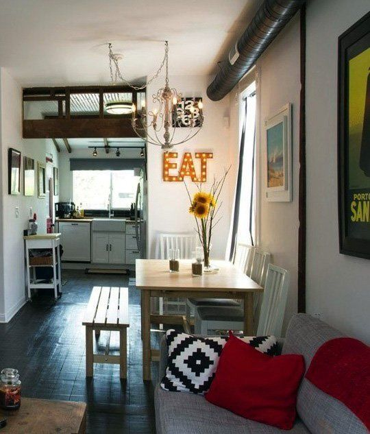 Chris   Damian s Updated 1898 Echo Park Home   House Tour. Best 20  Park homes ideas on Pinterest   Park model homes  Mini