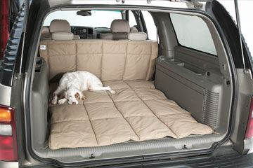 Canine Covers Dog Cargo Liner & Pet Cargo Liners - 835+ Reviews on SUV Trunk Cargo Liners for Dogs