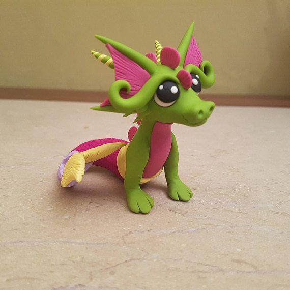 Dragon Mermaid Princess dragon Christmas gift idea original