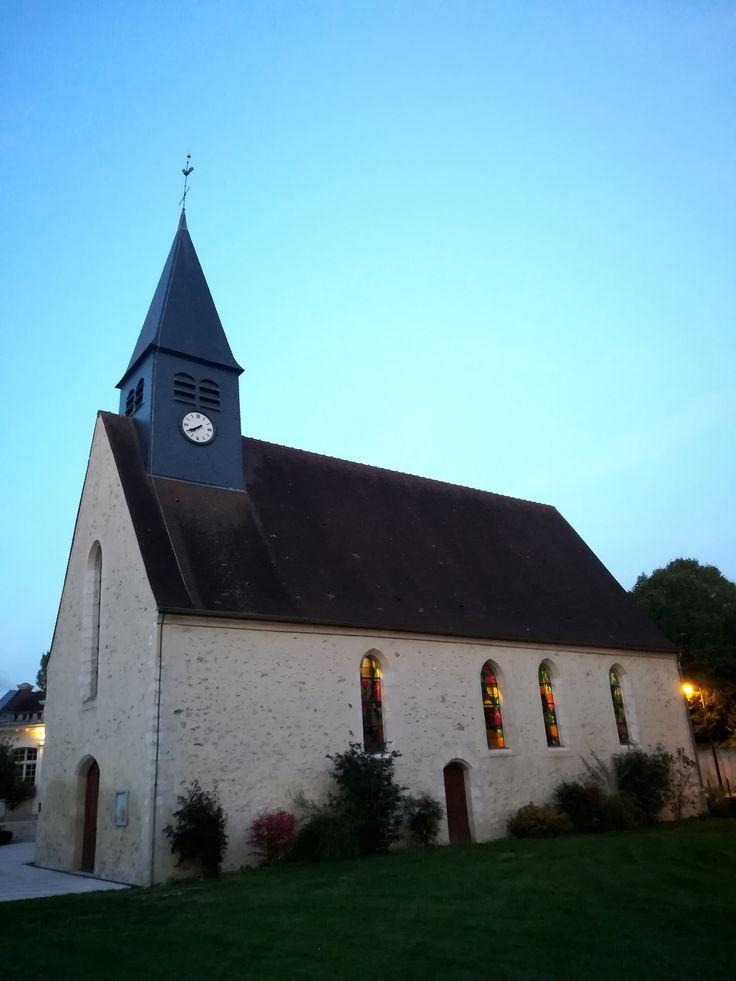 Eglise Saint Sulpice, Varennes-Jarcy
