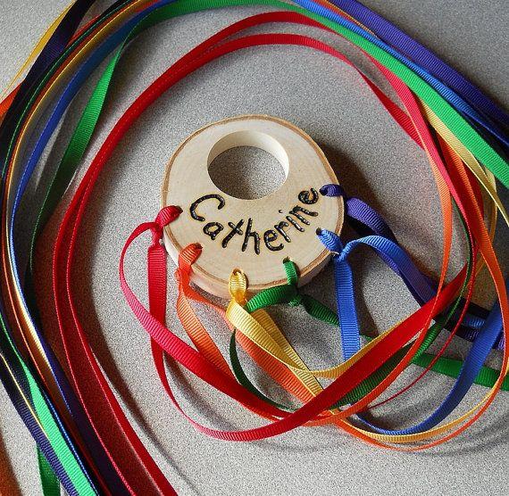 Ribbon Runner Natural Toy