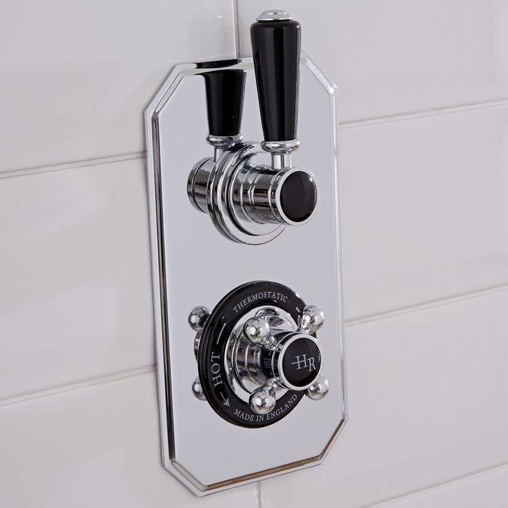 26 best salles de bain noires images on pinterest black - Hudson reed france ...