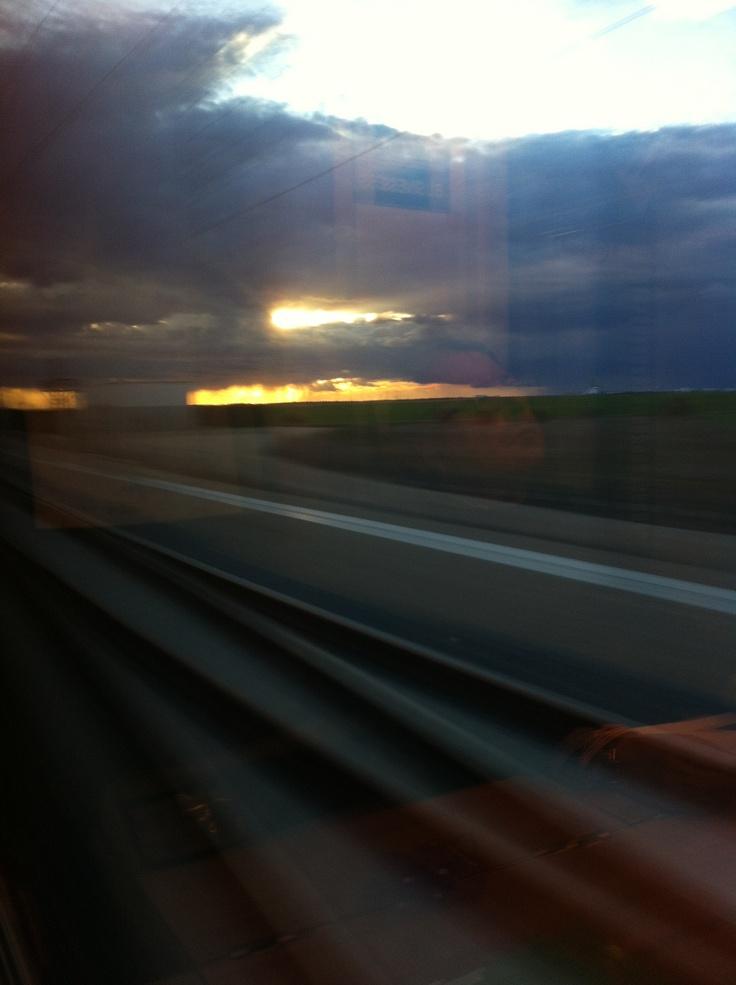 Paisajes desde el tren III