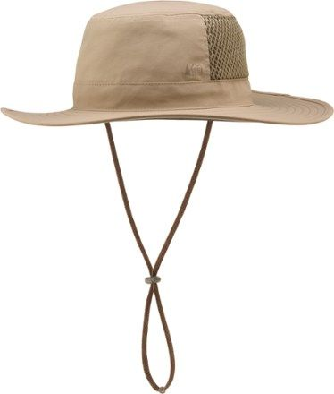 cd678ba565ef55 REI Co-op Vented Sahara Outback Hat Beachwood L/XL | Products | Hats ...