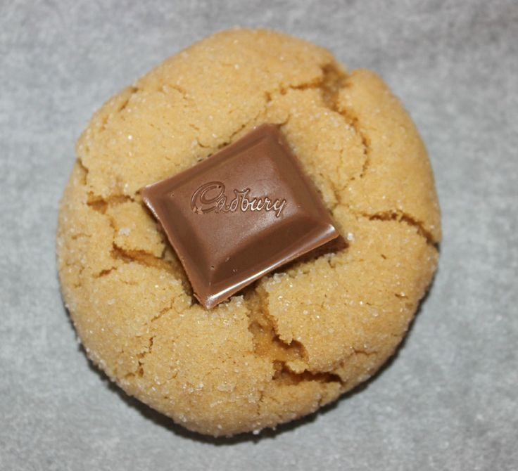 Best Cadbury Chocolate Peanut Butter Blossom Cookies in Thermomix (easily made by using hand mixer too) There is something magical when you combine the amazing