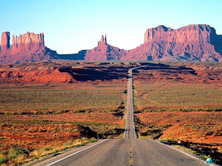 Costa Oeste de EEUU - Monument Valley