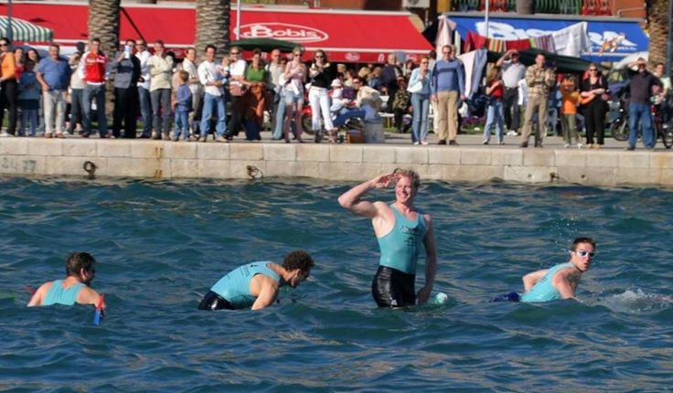 Imagine a boat race where a third rowing team had more Olympic and World Championship medals than either Oxford or Cambridge. Split's proud rowing tradition triumphed on May 1, 2016 at the annual Sveti Duje Legends Race in Split, the highlight of an extraordinary rowing success story in Croatia.