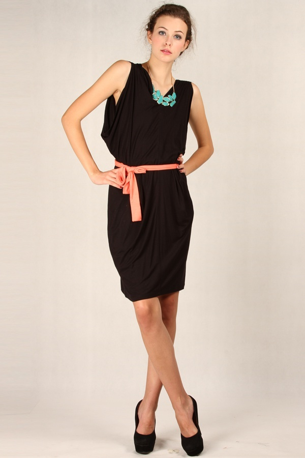 Gisella Dress Black www.pinkemma.com