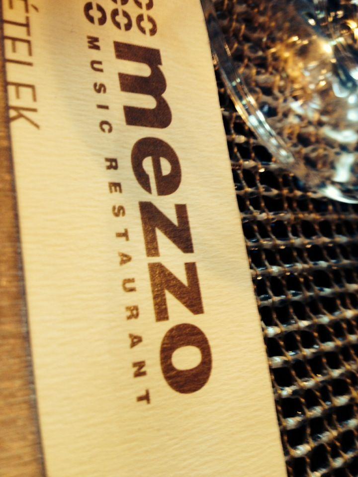 Mezzo Music Restaurant in Budapest, Budapest