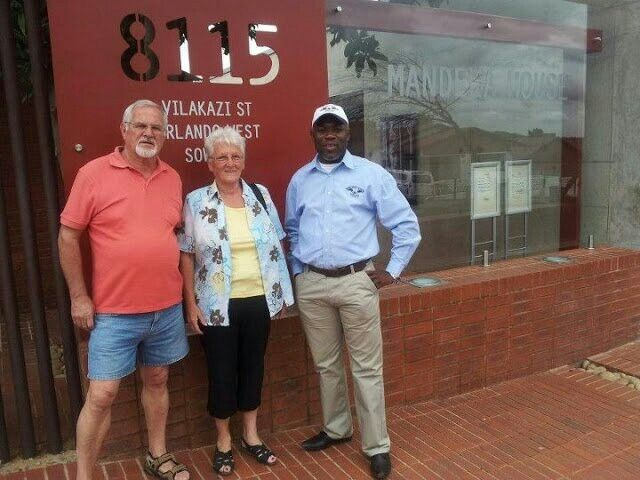 Mandela's House in Soweto is a must visit