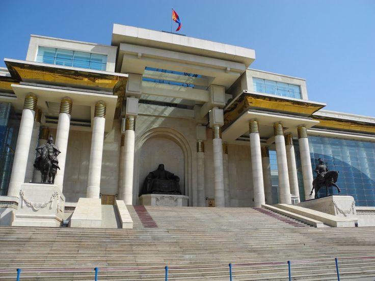 Sukhbaatar Square Photo, Ulaanbaatar, Mongolia | wallpapers of ...