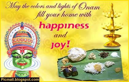 Facebook Images Cover Pic Status Image: Celebrate Onam