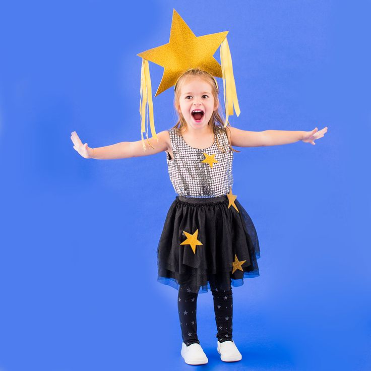 How cute is this DIY constellation costume?