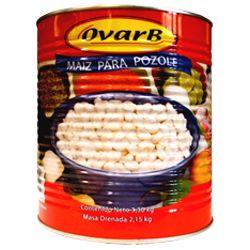 Conservas : Maiz Pozolero cocinado 3 Kg