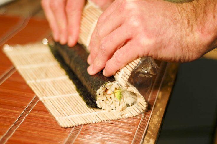 wikiHow to Roll Sushi -- via wikiHow.com