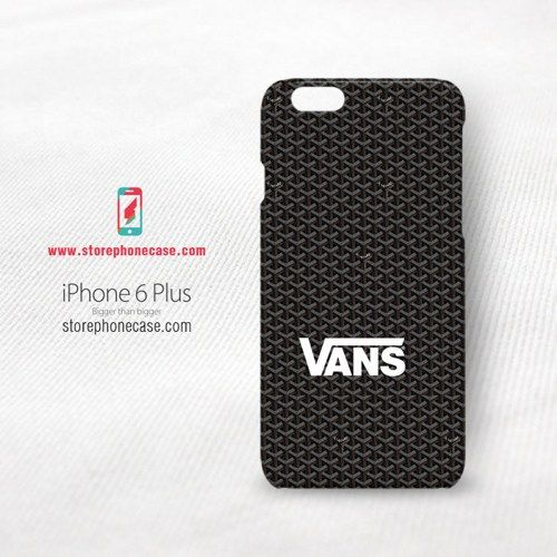 vans iphone case goyard pattern vans iphone 6 plus cover phone cases 13217
