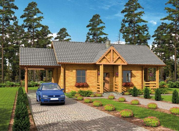 Domy drewniane to świadome połączenie tradycji, elegancji i nowoczesnych rozwiązań. Ciągle wzrastającym zainteresowaniem cieszą się domy z płazów.  Jest to propozycja wymarzona dla tych, którzy chcieliby wybudować dom stylizowany na chatkę, dom w górach, czy w lesie. Od tego z marzeń różni go to, że po pierwsze jest realny, a po drugie niezwykle nowoczesny, pełen przemyślanych rozwiązań.