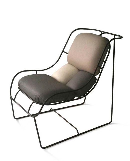 Plasma Chair By Nigel Coates