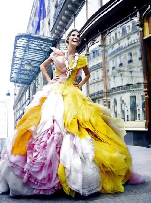 Dior Haute Couture www.tuasesordeimagen.es