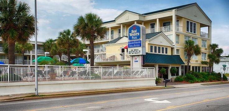 Best Western Plus Grand Strand Inn & Suites | National Resorts | Myrtle Beach, South Carolina