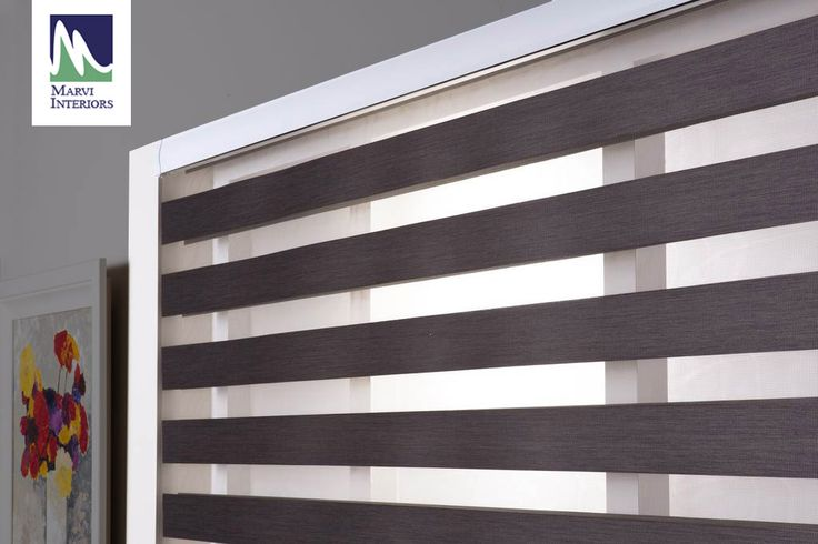 Checkout the various range of Roller Zebra Blinds at www.marviinteriors.com