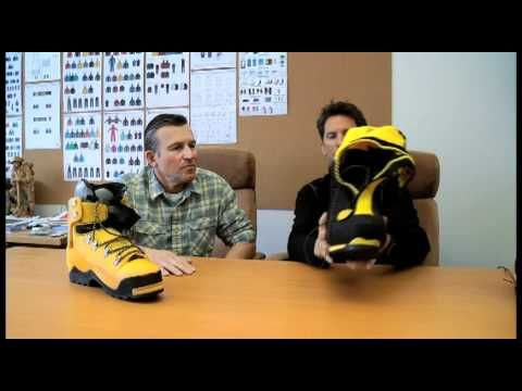 Whittaker Mountaineering guides Peter Whittaker and Ed Viesturs talk Plastic vs Leather mountaineering boots