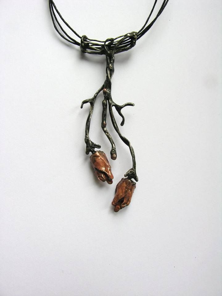 necklace, jewellery made by Muru Buru