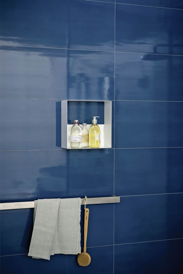 Imperfetto - Piastrelle bagno colorate