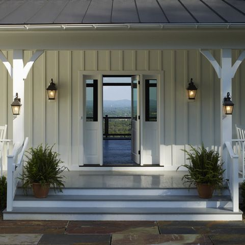 Modern Farmhouse Exterior Design Ideas, Pictures, Remodel and Decor