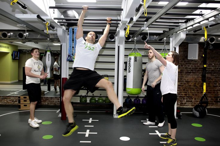Queenax Makes Work-Outs More Like Play Time… We Like! Samantha Whitaker trials a new multifunctional training frame In a space that used to be the cafe at the Nuffield Health's flagship City gym, there is …