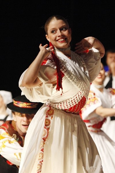 Slovak dancer