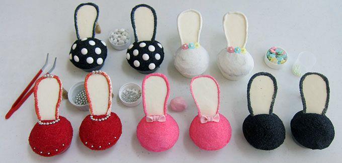Stiletto Cupcakes Tutorial.... so cute!!