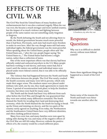 the causes and effects of the english civil war