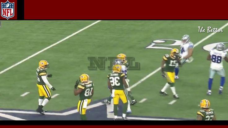 Green Bay Packers vs Dallas Cowboys 34-31   Full Highlights   NFC Play-O...