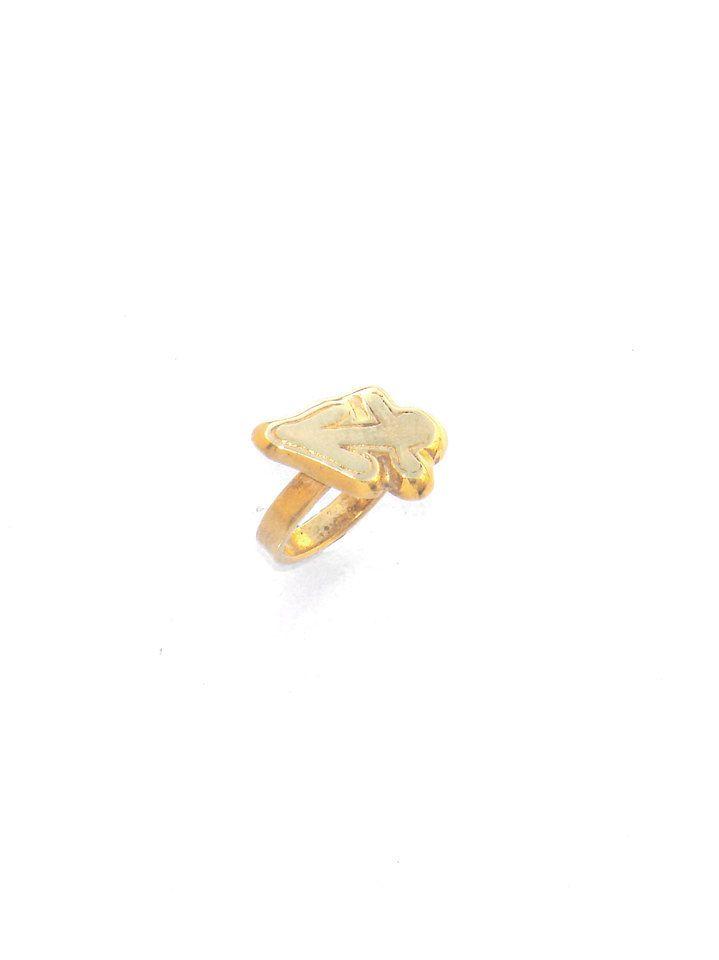 Sagittarius Ring - Zodiac Ring - Horoscope Ring - Astrology Ring - Minimal Mens Ring - Minimal Design Ring - Handmade Jewelry - Hunter Ring by profoundgarden on Etsy