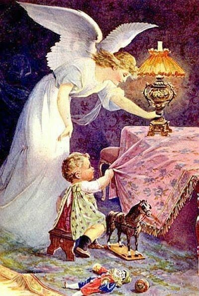 Pin De Maria Cecilia Rocha Fernandez Em Anjo Anjos E Arcanjos