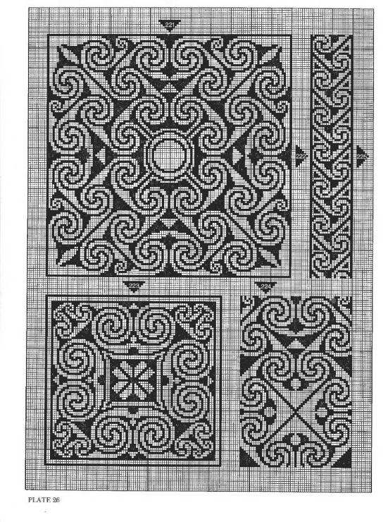 Gallery.ru / Foto # 1 - Celtic Charted Designs - Thabiti