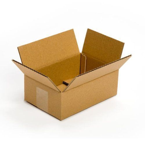 25 Pack Corrugated Fiberboard Shipping Mailing Single Wall Boxes Storage Cartons #Pra #Custom