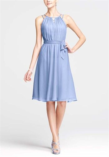 i think this is the blue im going for. and i really like the dress... didnt think i would like the higher neck.