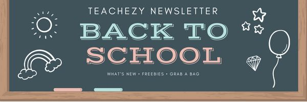 TeachEzy Newsletter - keep up with all that is happening at TeachEzy.