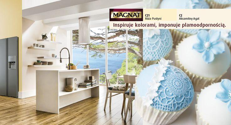 MAGNAT CERAMIC Inspiruje kolorami, imponuje plamoodpornością.