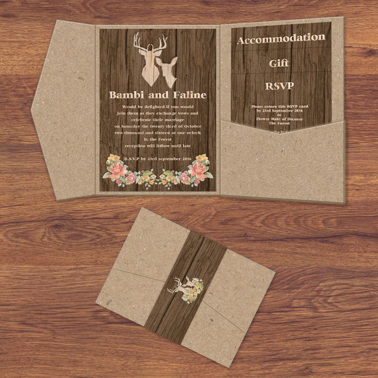 24 Best Wedding Invitation Designs Images On Pinterest | Vintage