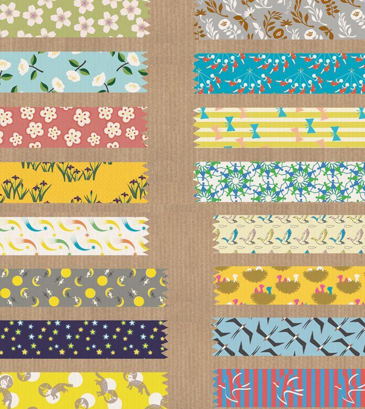 :: anyan web-site | Pattern & surface design| パターン&テキスタイルデザイン作品集 ::