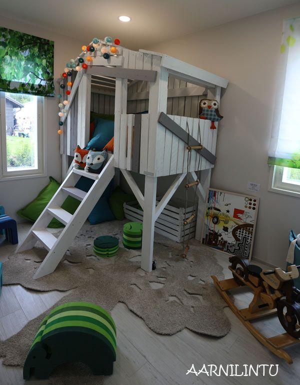 lastenhuoneen parvisänky - Google-haku