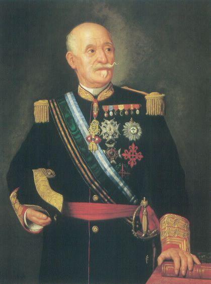 Francisco Javier Arias Dávila y Matheu, conde de Puñonrrostro