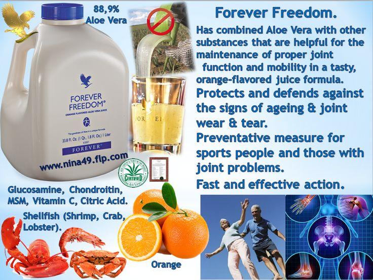 Forever Freedom order at www.nina49.flp.com